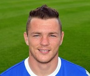 David Cox who now plays for Cowdenbeath