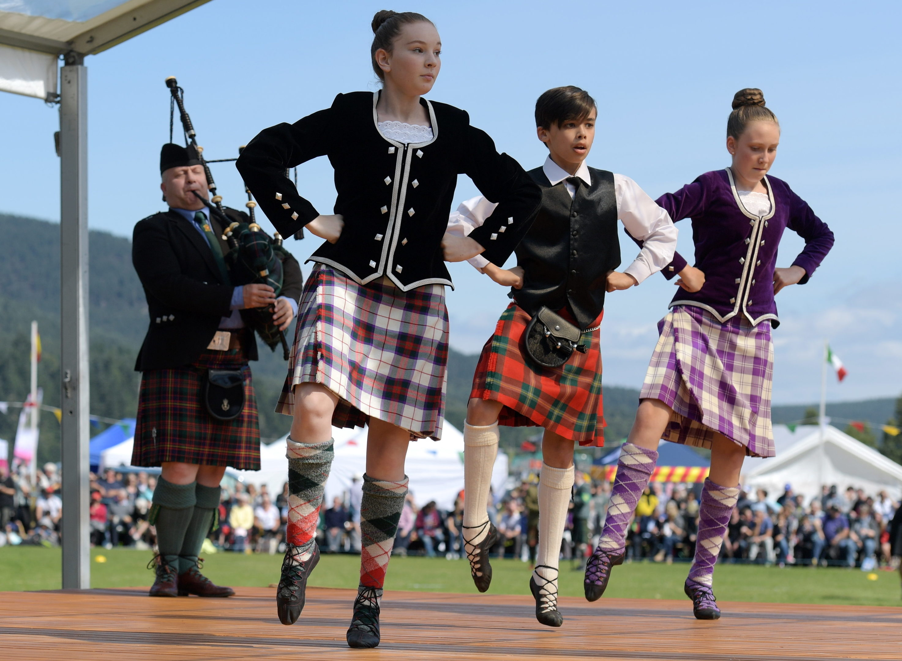 Local traders invited to Aberdeen Highland Games
