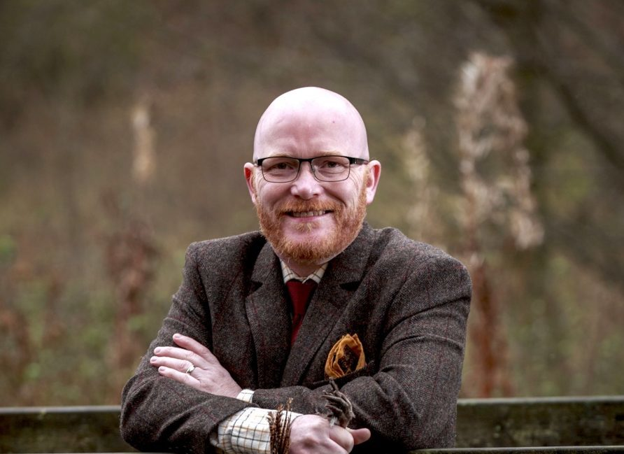 Gary MacLean won Masterchef: The Professionals about two years ago.
