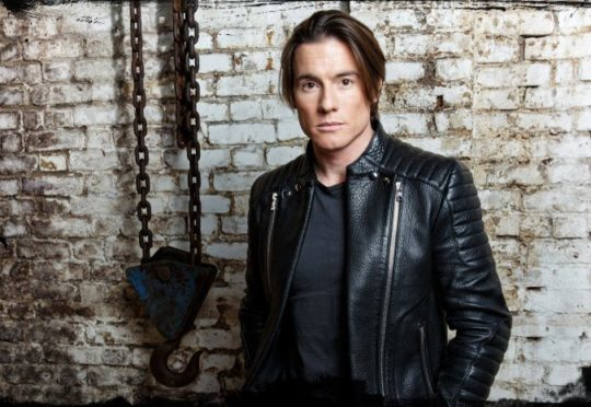 Racer James Toseland will use the event to raise cash for The Archie Foundation.