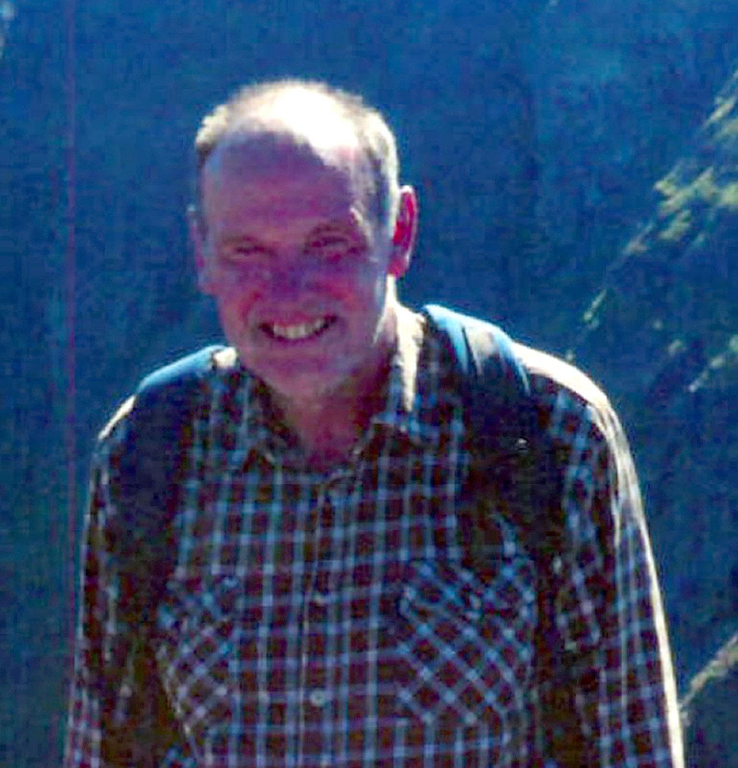 Neil Gibson, 63, is still missing.