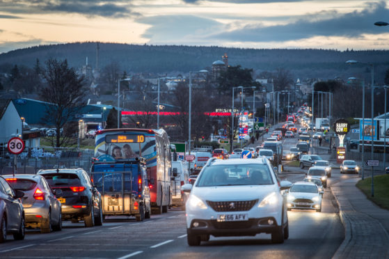 Updated designs for A96 in Moray to be unveiled before end of month