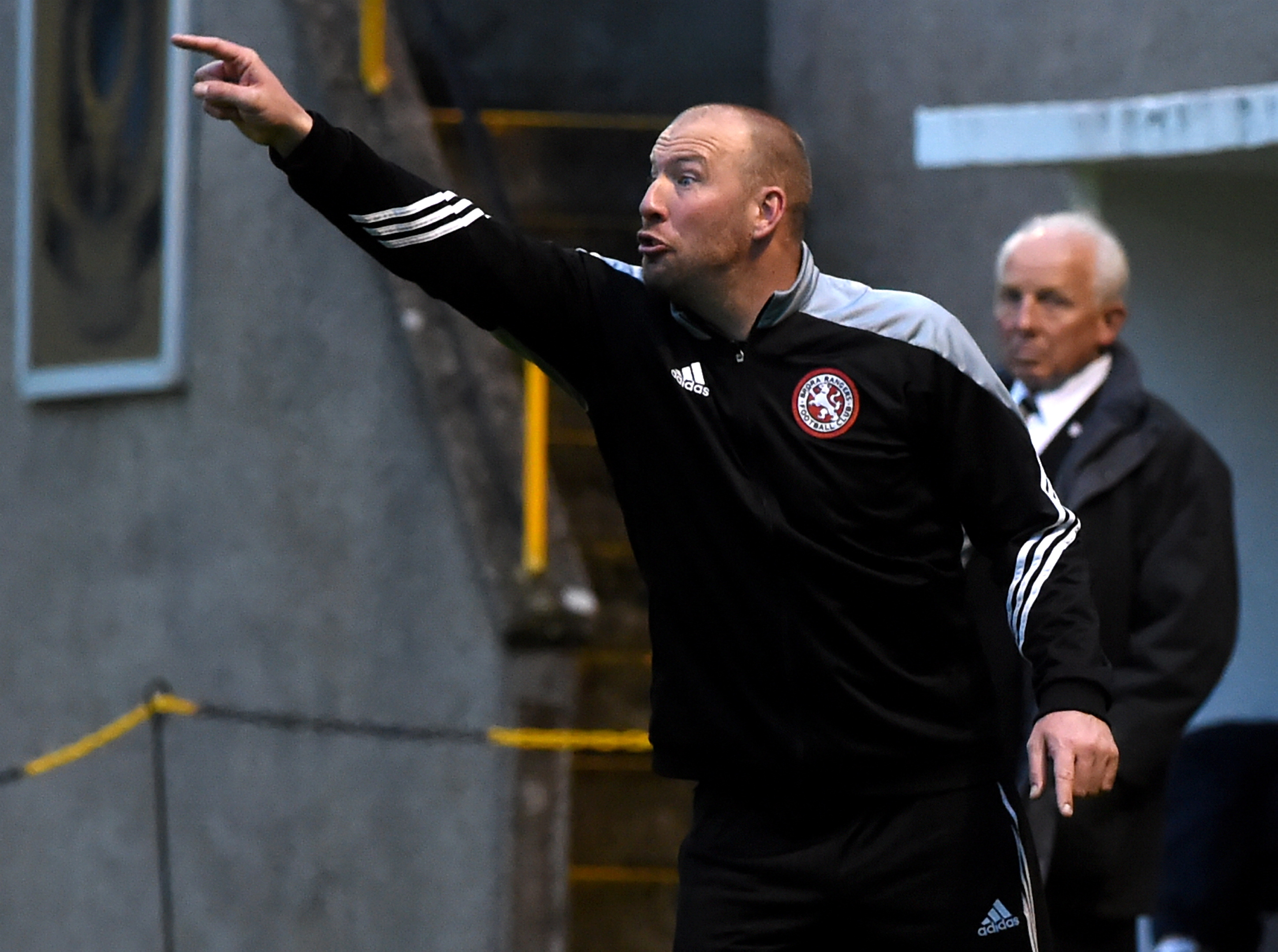 Ross Tokely has stepped down as Brora Rangers manager.