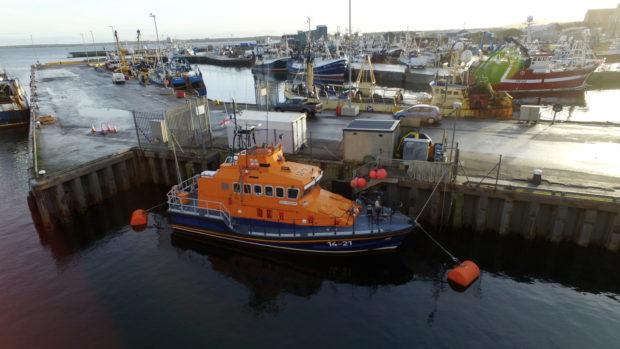 RNLI Fraserburgh Lifeboat