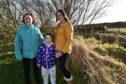 SANDEND CARAVAN SITE OWNER JANE WINFIELD WITH DAUGHTER SARAH DAWSON AND GRANDDAUGHTER ANNABEL (7)