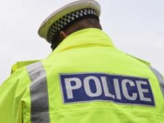Police hunt for occupants of car left unattended