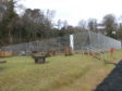 The tennis courts in Rosemarkie are set to be redeveloped