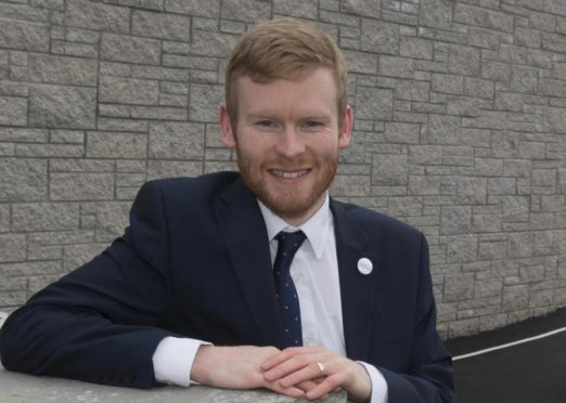Councillor Ross Grant