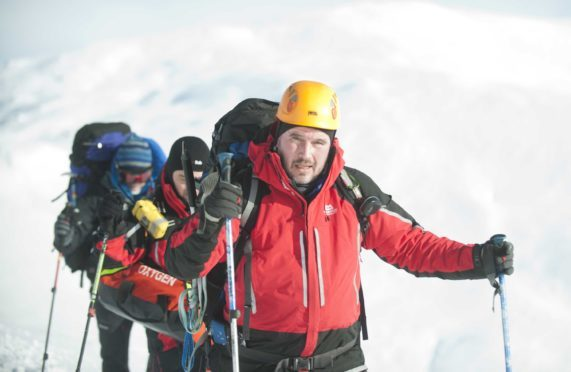 Avalanche risks have hindered attempts to find Marcin Bialas, Neil Gibson and Jim Stalker but volunteers and mountaineers have been searching when the weather allows.