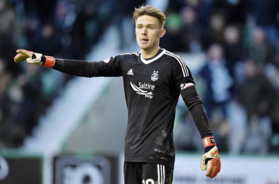 Aberdeen goalkeeper Freddie Woodman saved three penalties