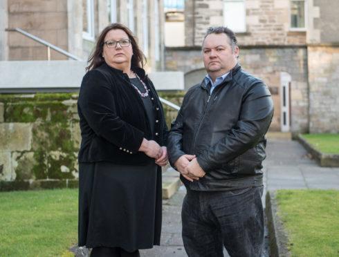 SNP group co-leaders Shona Morrison and Graham Leadbitter