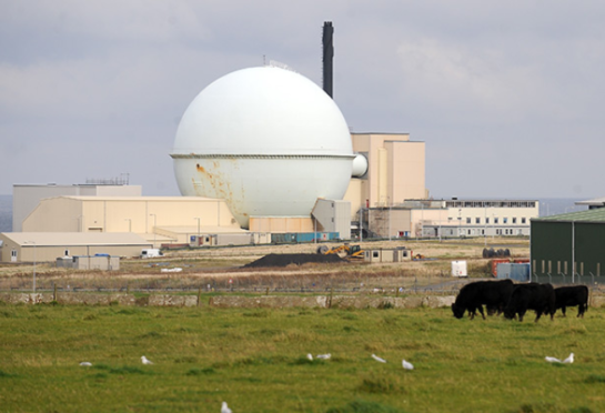 The NDA is overseeing the clean-up of Dounreay but it also operates a fund to support social-economic activities in the travel-to-work area of the former fast research plant.