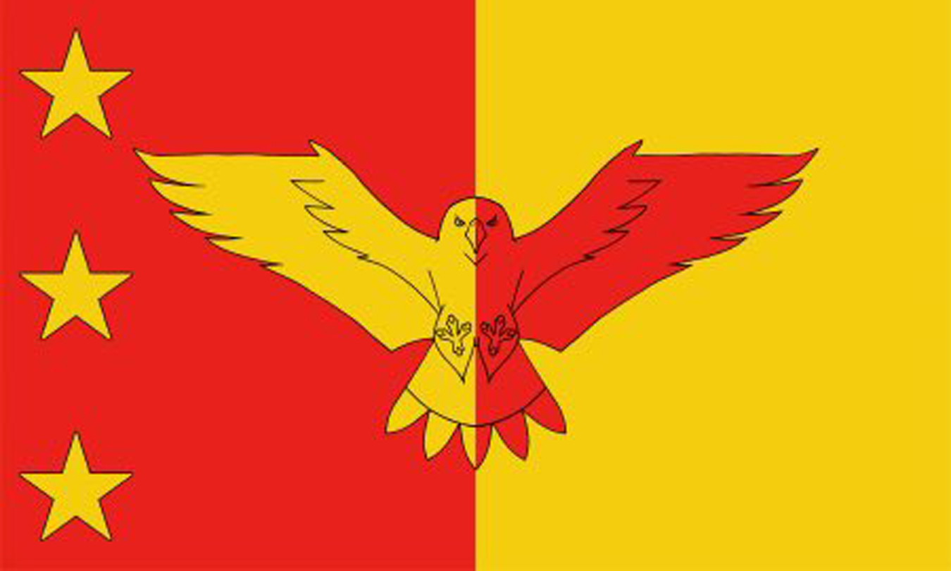 The new Sutherland flag