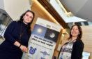 Prof Alexandra Johnstone (left) and Dr Leonie Ruddick-Collins.