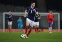 Scott McKenna was recalled to Scotland's starting line-up.