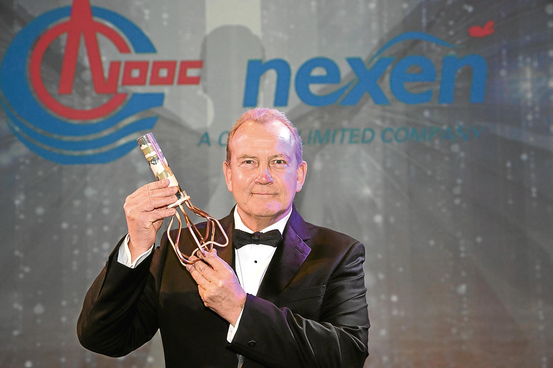 Ray Riddoch, UK Managing Director & Senior Vice President Europe at Nexen Petroleum UK
