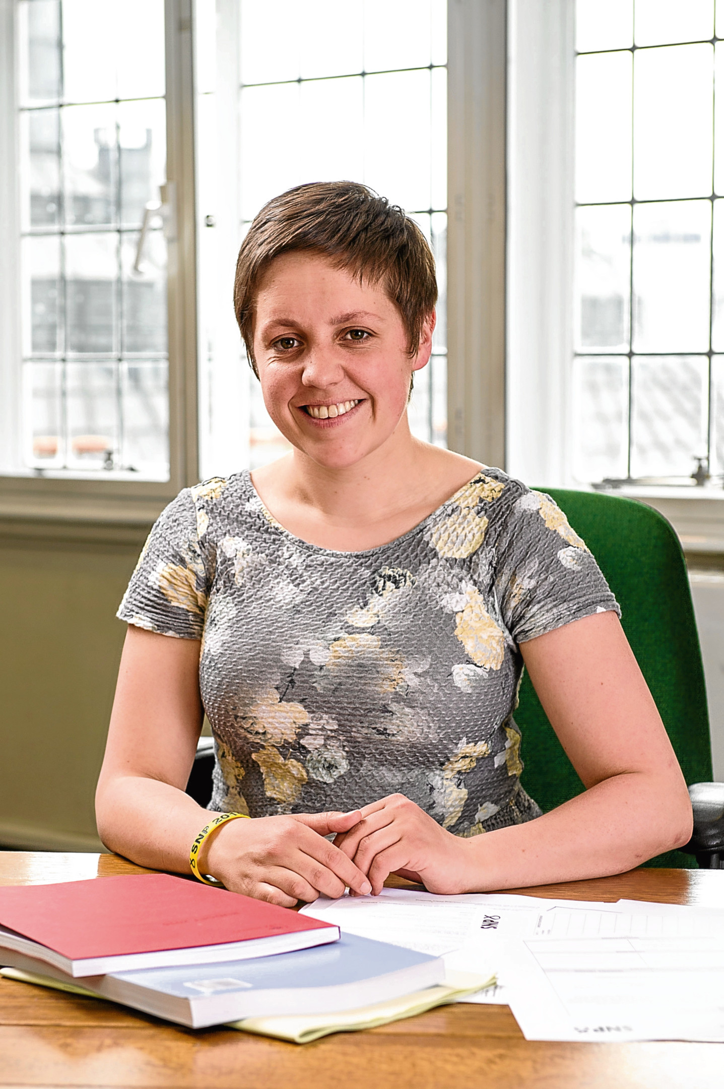 Kirsty Blackman, MP for Aberdeen North