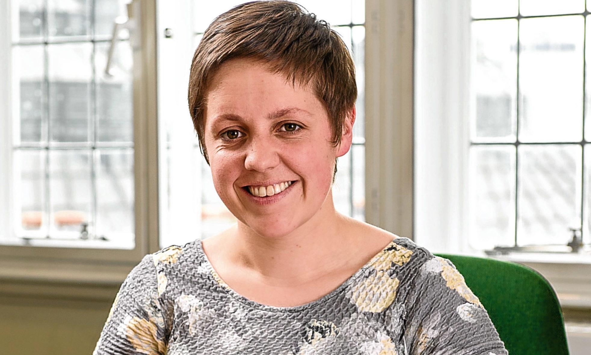 Aberdeen North SNP MP Kirsty Blackman.
