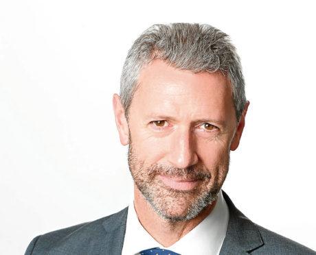 Chief executive Chris Foy