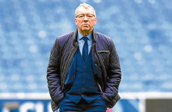 Former Dons boss Alex Smith