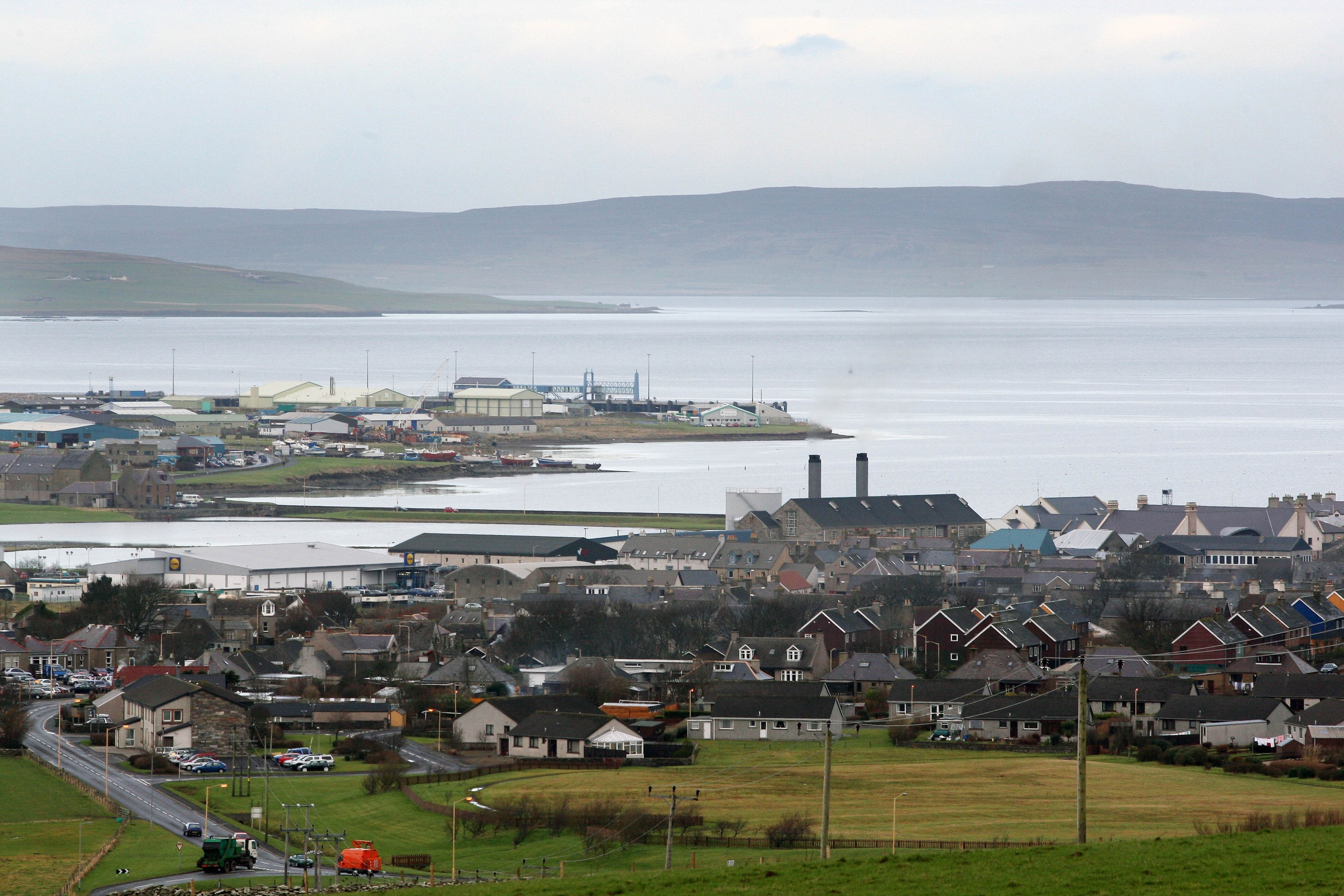 Kirkwall will become home to two new families fleeing the Syria crisis.