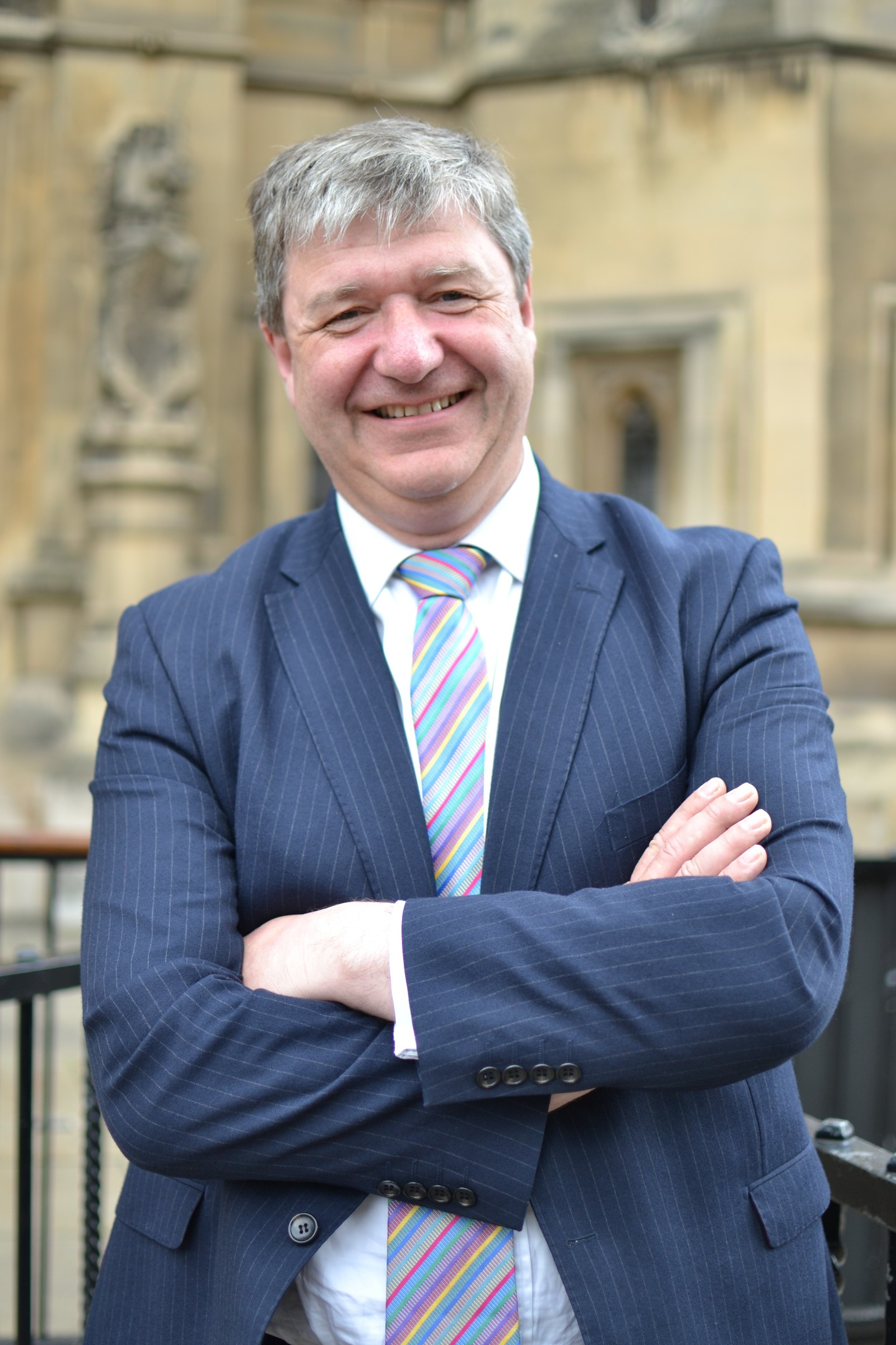 Northern Isles MP Alistair Carmichael