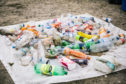 Aberdeenshire beaches hot spot for plastic.
