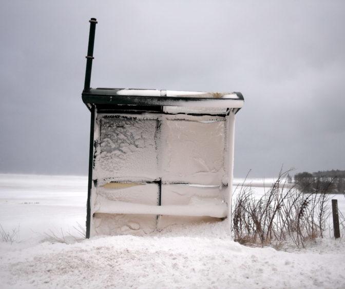 Kineff village. Pic by Chris Sumner Taken 2/2/18
