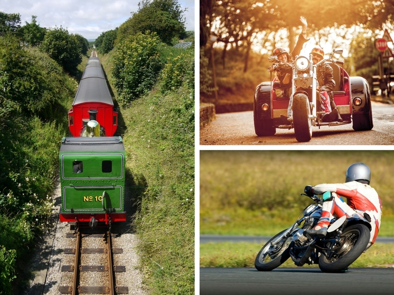 Isle of Man - Getting About