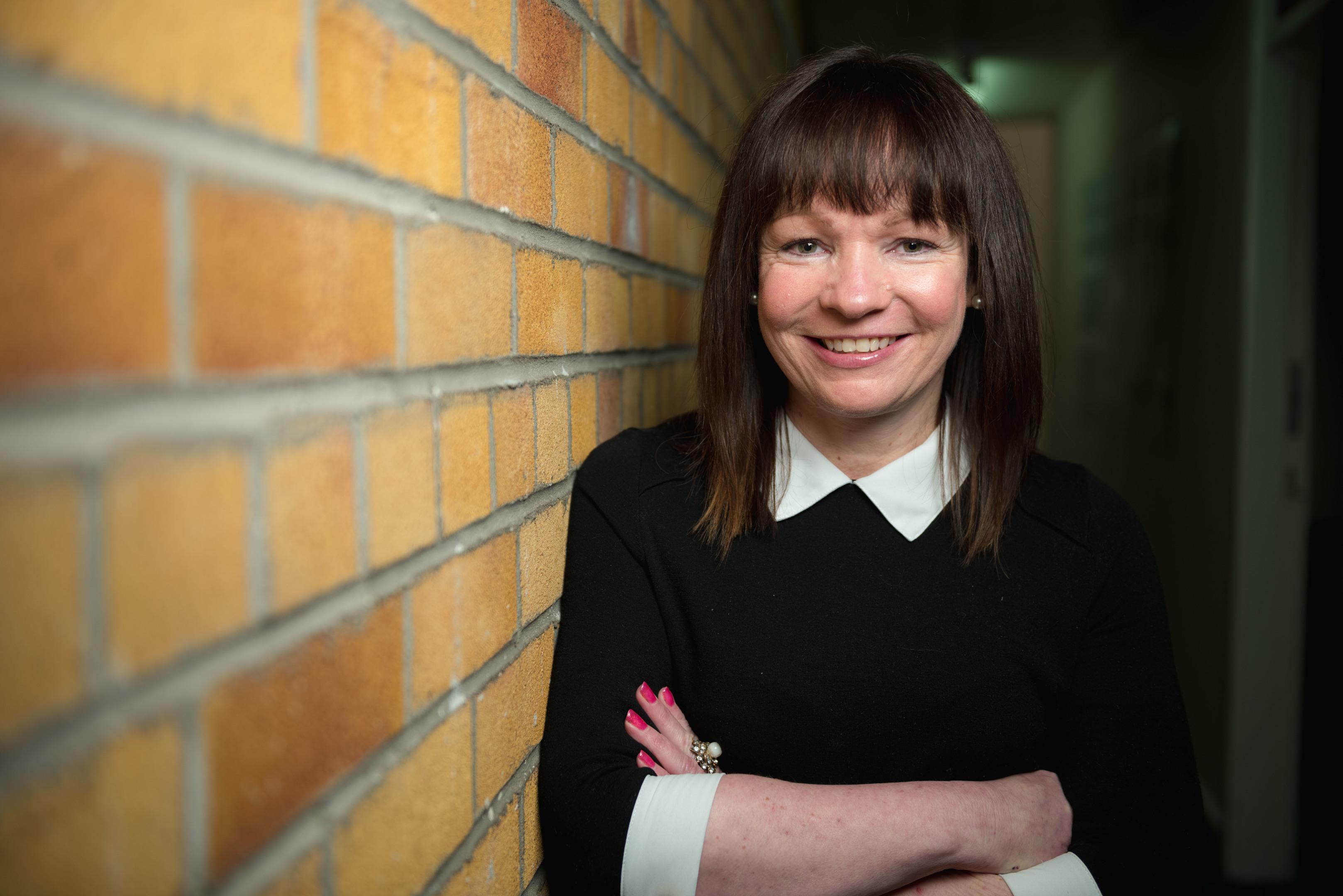 Novabiotics founder Deborah O'Neil