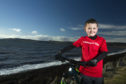Olly Mackay is doing a sponsored cycle for 'Step Up For Sam'