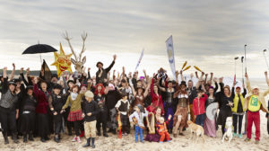 The Findhorn Bay Festival was first held in 2014.