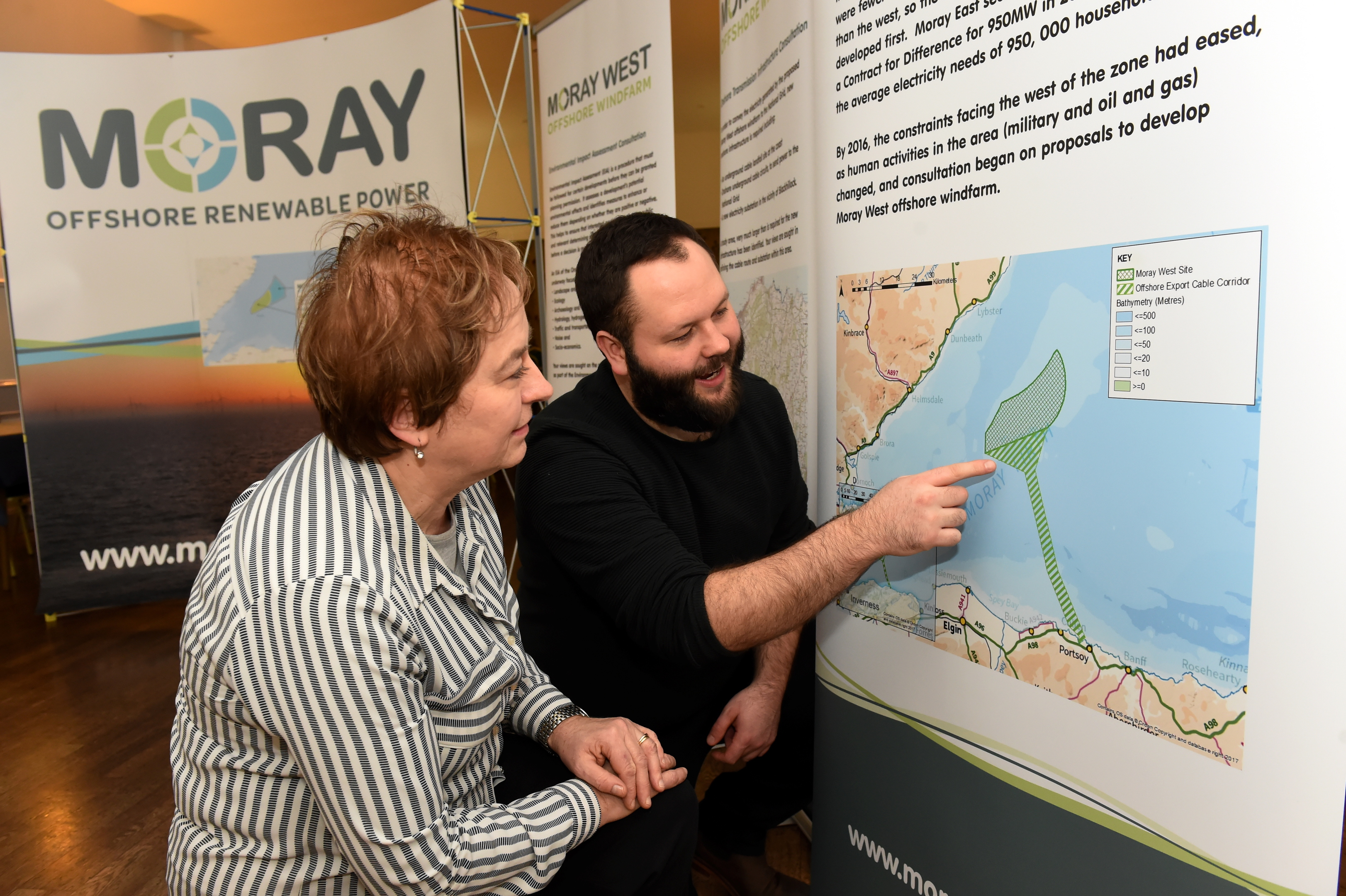 Plans were drawn up in 2016 to expand the Moray East Offshore Wind farm.