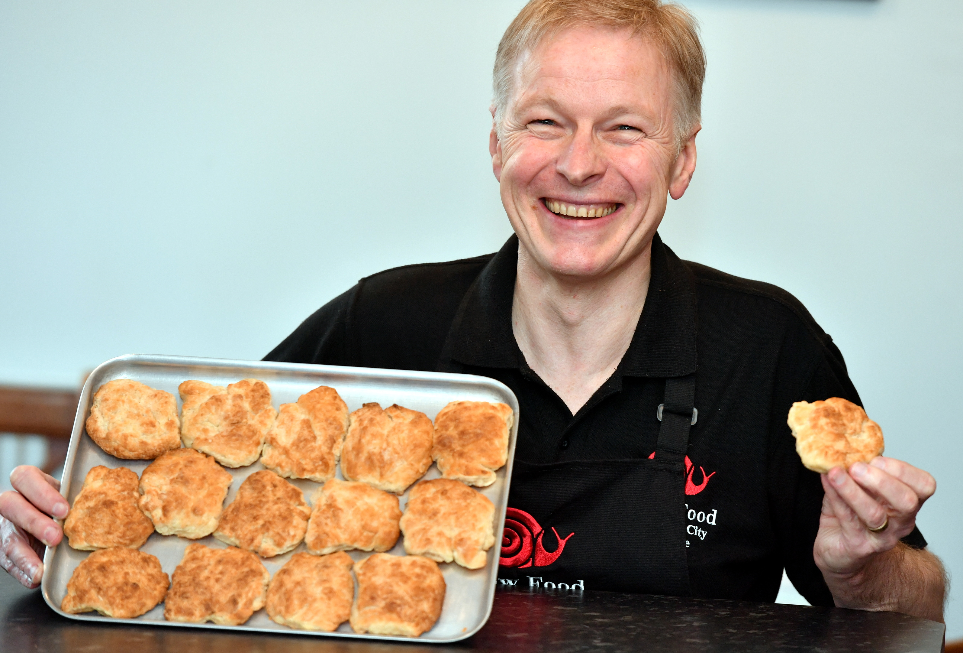 Slow Food Aberdeen City and Shire are organising the first World Buttery Championship