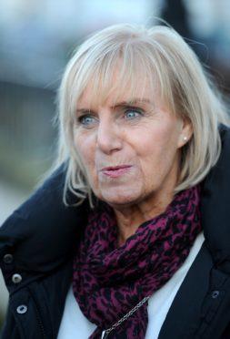 Councillor Helen Carmichael.