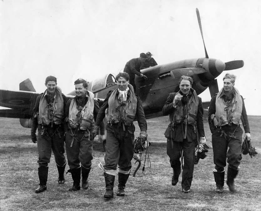 The exhibition on the RAF takes place next month