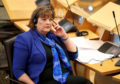 Cabinet Secretary for Culture, Tourism and External Affairs Fiona Hyslop.