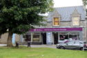 Tomintoul Museum and Information Point, before the refurbishment