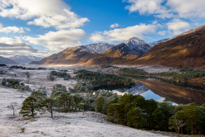 Paul Webster Scottish Landscape Photographer of the Year.