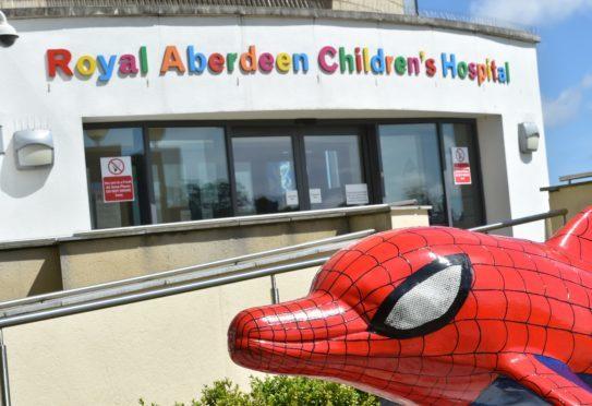The Royal Aberdeen Children's Hospital