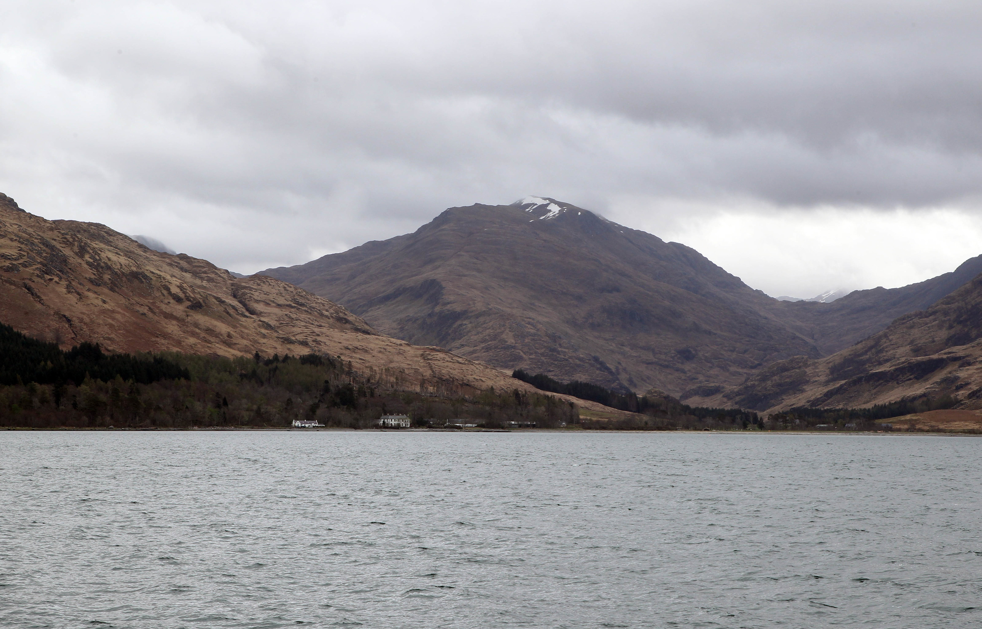 A general view of the Knoydart peninsula. Photo: Chris Austin.