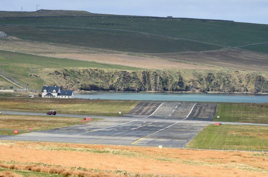 Kirkwall Airport, Kirkwall