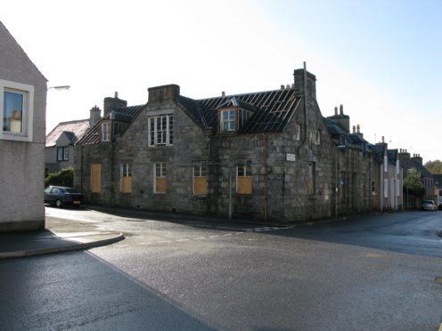 The Lady Matheson Seminary in Stornoway.