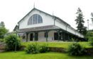 The Strathpeffer Pavilion, where the HighLife Highland awards ceremony was held. Picture by Sandy McCook.
