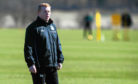 29/03/18   HIBERNIAN TRAINING  HIBERNIAN TRAINING CENTRE - TRANENT  Hibernian Manager Neil Lennon.