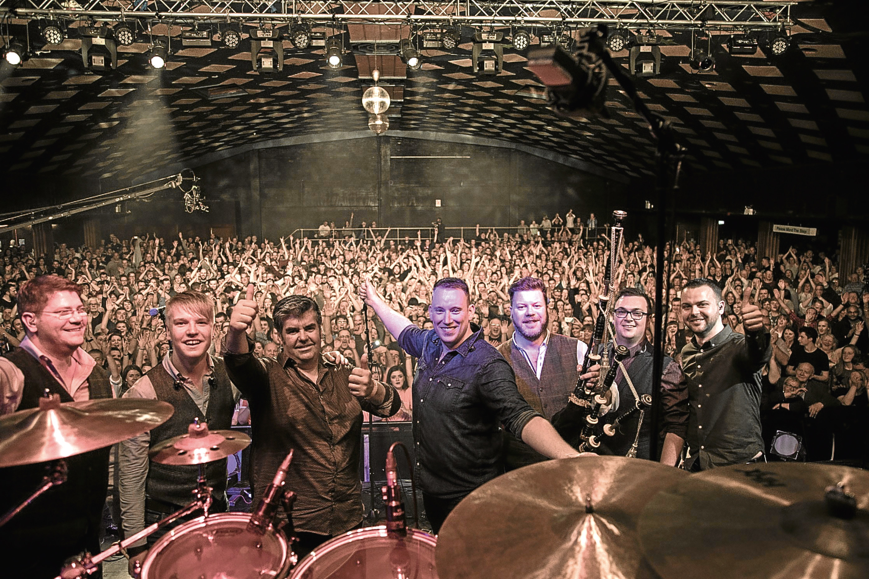 Skipinnish have headlined some of the UK's biggest music festivals.