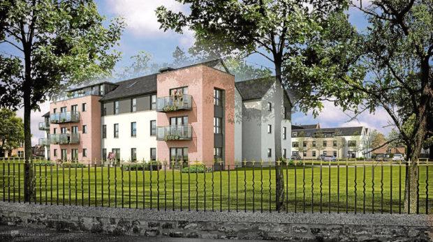 Oakwood Court Inverness