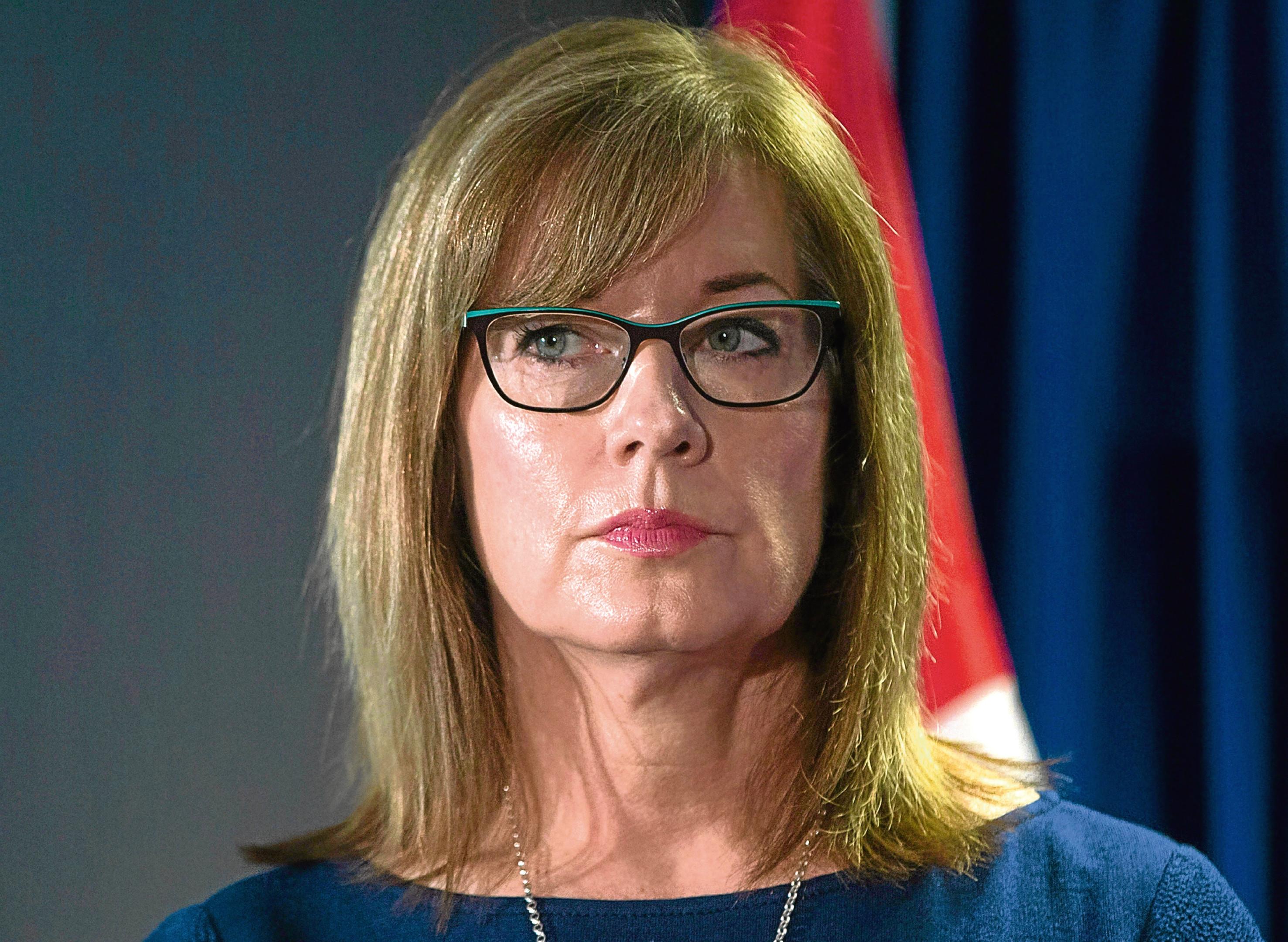 UK  Information Commissioner Elizabeth Denham