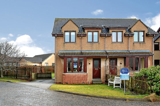 Number 17 is on the market for just £158,000