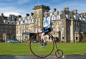 Entrepreneurial Scotland's conference at Gleneagles Hotel